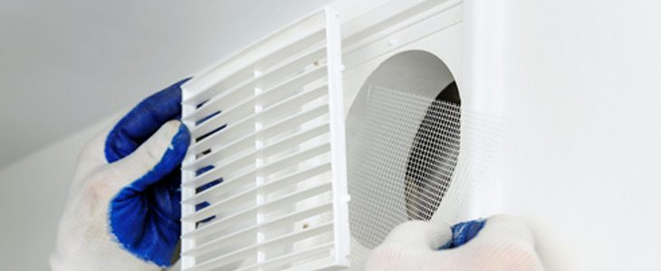 La ventilation mécanique simple flux